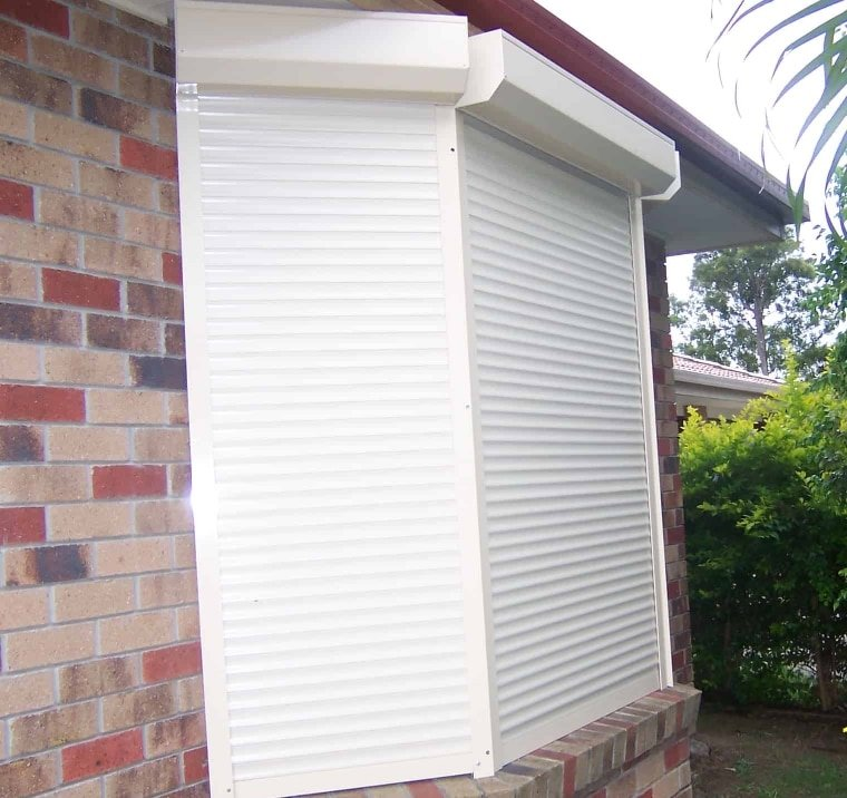 Ozroll Security Shutters - Cullens Blinds Newcastle