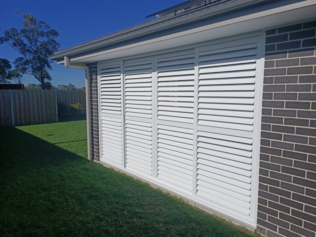 Shutters - Cullens Blinds Newcastle