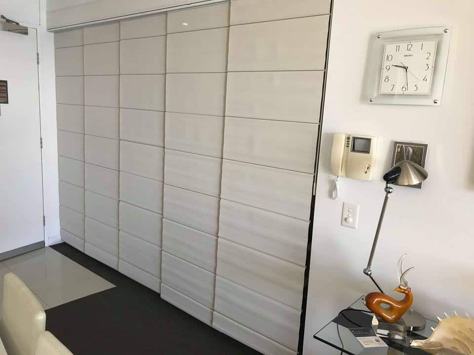Panel Glides Blinds - Cullens Blinds Newcastle