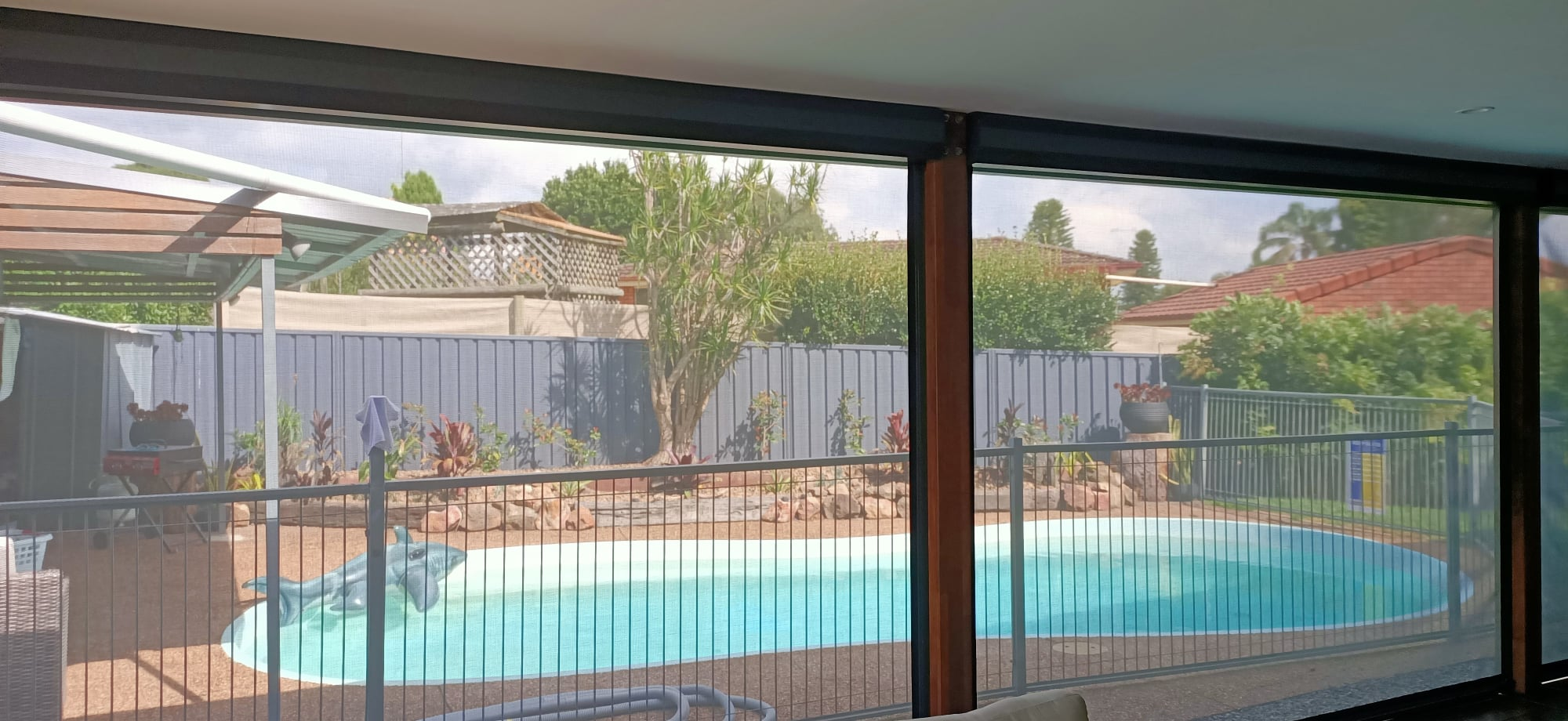 Ziptrak® – Track Guided Blind System - Cullens Blinds Newcastle