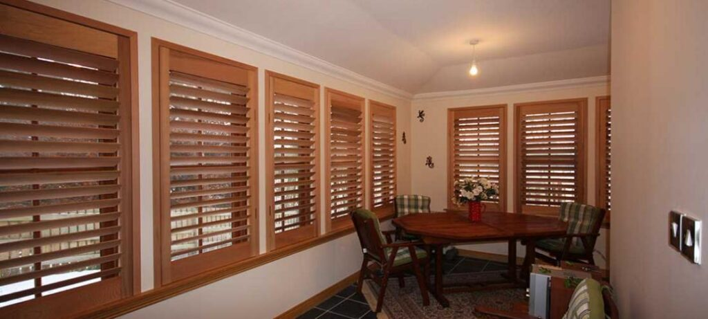 Interior Shutters - Cullens Blinds Newcastle